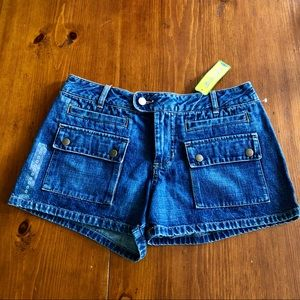 Denim Shorts - brand new with tags